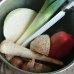 składniki na zupę