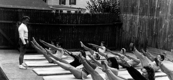 Joseph Pilates – autor programu Pilates