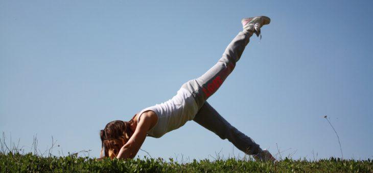 Pilates…propozycja ćwiczeń…